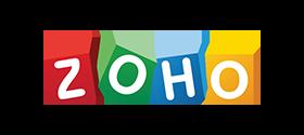 website design zoho